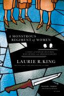 download ebook a monstrous regiment of women pdf epub