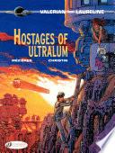 Valerian et Laureline  english version    Tome 16   Hostages of Ultralum