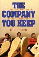 The Company You Keep Book PDF