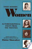 Book These Modern Women