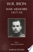 War Memoirs 1917 1919