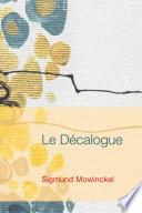 Le Decalogue