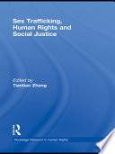 Sex Trafficking  Human Rights  and Social Justice