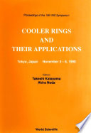 Cooler Rings and their Applications Pollock The Heidelberg Heavy Ion Cooler Ring