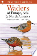 Waders of Europe  Asia and North America