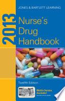 2013 Nurse s Drug Handbook