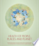 Health of People  Places and Planet