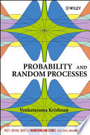Probability And Random Processes book