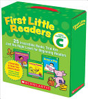 First Little Readers Parent Pack  Guided Reading Level C