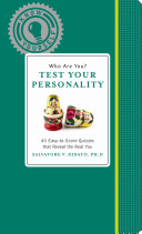 Who Are You Test Your Personality