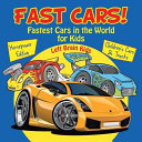 Fast Cars  Fastest Cars in the World for Kids