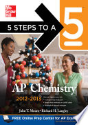 5 Steps to a 5 AP Chemistry  2012 2013 Edition