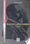 Francisco Asenjo Barbieri: Escritos