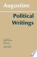 Augustine  Political Writings