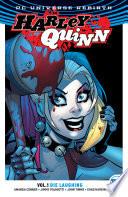 Harley Quinn Vol  1  Die Laughing