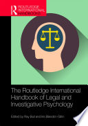 The Routledge International Handbook of Legal and Investigative Psychology Book PDF
