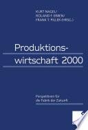 Produktionswirtschaft 2000