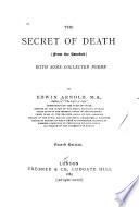 The Secret of Death  from the Sanskrit