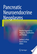 Pancreatic Neuroendocrine Neoplasms