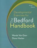 Developmental Exercises for The Bedford Handbook