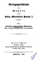 Kreigsgeschichte von Bayern unter König Maximilian Joseph I.: Zeitraum vom Jahre 1810 bis zum Schlusse der Belagerung von Thorn (April 1813)