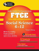 The Best Teachers  Test Preparation for the FTCE Social Science 6 12