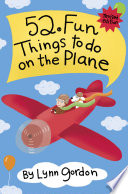 52 Series  Fun Things to Do On the Plane
