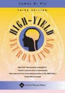 High yield Neuroanatomy