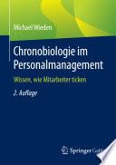 Chronobiologie im Personalmanagement