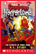 download ebook streets of panic park (goosebumps horrorland #12) pdf epub