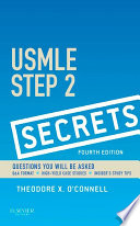 USMLE Step 2 Secrets E Book