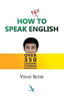 How Not to Speak English