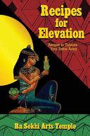 Recipes for Elevation Book PDF