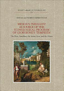 Hesiod s Theogony as Source of the Iconological Program of Giorgione s   Tempesta    The Poet  Amalthea  the Infant Zeus and the Muses