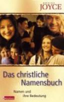 Das christliche Namensbuch