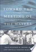 Toward the Meeting of the Waters