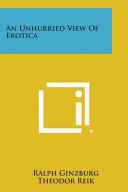 An Unhurried View of Erotica