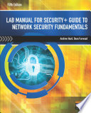 Lab Manual for Security  Guide to Network Security Fundamentals  5th