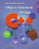An Introduction to Object oriented Design in C