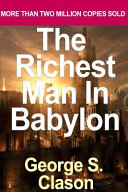 The Richest Man in Babylon  Paperback   1989   Author  George S  Clason