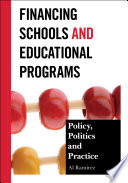Financing Schools and Educational Programs