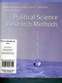 Political Science Research Methods, 6th Ed + Working With Political Science Research Methods, 2nd Ed