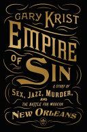 Empire of Sin Book Cover