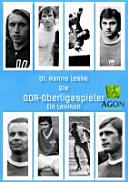 Die DDR-Oberligaspieler