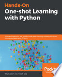 Hands On One Shot Learning With Python