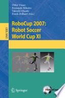 RoboCup 2007  Robot Soccer World Cup XI