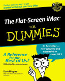 The Flat Screen iMac For Dummies