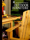 Product picture Ebook Download - The Art of Woodworking Outdoor Furniture