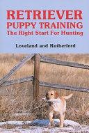 Retriever Puppy Training