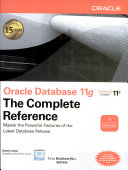 Oracle Db 11G Tcr